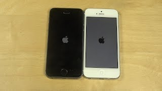 iPhone 5S iOS 11 Beta 2 vs. iPhone 5 iOS 10 - Which Is Faster