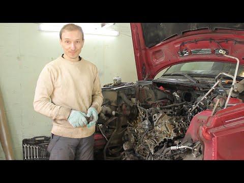 Ремонт Двигателя Range Rover