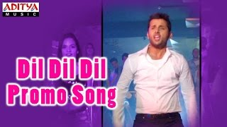 Dil Dil Dil Pub Song - Chinnadana NeeKosam Movie - Nithin, Mishti Chakraborty
