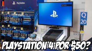 GLITCH no WALMART permitindo Playstation 4 ser vendido por $50 VAGABUNDO É FODA