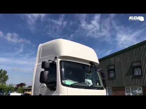 Tour of a Truck High Roof Cab Conversion on a DAF LF
