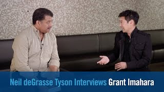 Neil deGrasse Tyson Interviews Grant Imahara - Robots, Driverless Car Tech, AI and More!