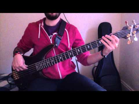Everything Everything - Don't Try (Bass Cover) [Pedro Zappa]
