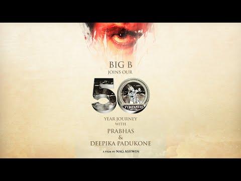 Welcome Amitabh Bachchan | Prabhas | Deepika Padukone | Nag Ashwin | Vyjayanthi Movies