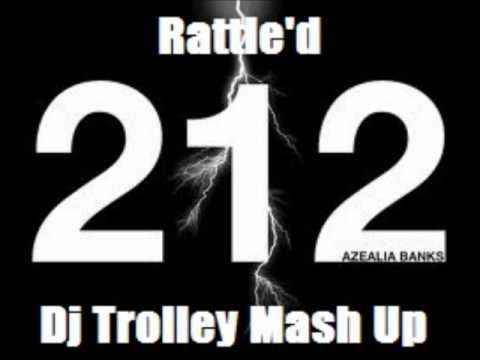 Azealia Banks - 212 vs Bingo Players - Rattle'd 212 (Dj Trolley Mash Up)