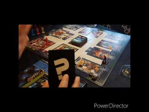 Детективная игра Клюедо (Cluedo).Основная суть и правила игры.