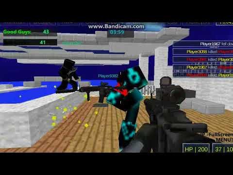 Играть в майнкрафт стрелялки бесплатно онлайн игра гонки губка боб онлайн