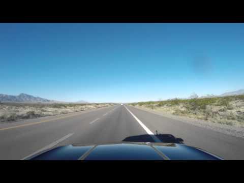 4K Timelapse - Las Vegas, NV to Hurricane, UT