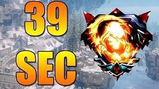[WORLD FASTEST] COD BO3 Nucléaire Gameplay en 39 secs (BO3 Nuclear)