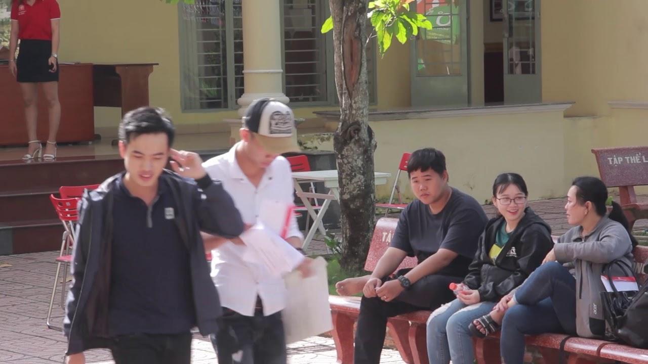 Toàn cảnh đón Tân Sinh viên K59 ngày 12.08