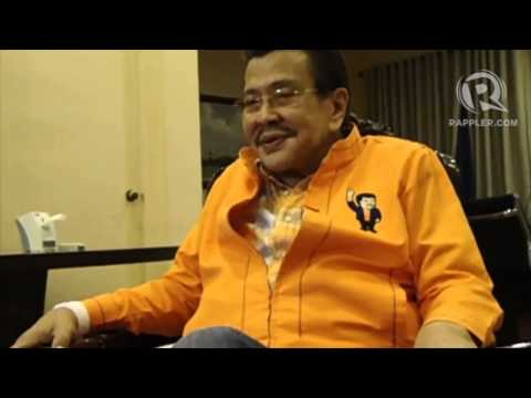 Erap blames scuffle on Lim