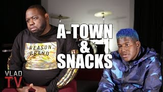 A-Town Discusses Kidney Transplant & Getting Picked On as a Kid