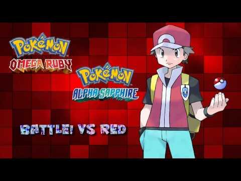 Pokémon OR/AS Vs Red Battle Theme Remix (HG/SS/G/S/C)