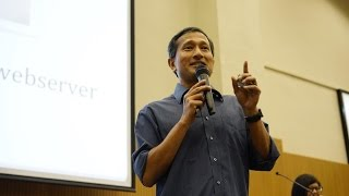 Tech Adventures of a lousy Gamer by Dr Vivian Balakrishnan