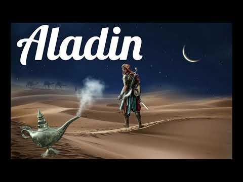 Aladdin YouTube Hörbuch auf Deutsch