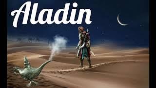 Aladdin und die Wunderlampe (Märchen aus 1001 Nacht)