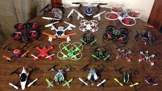 Quadcopter review round-up! 2