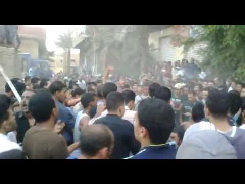 "The public lynching of Shiites in Giza ""+18 Extremely Graphic"""