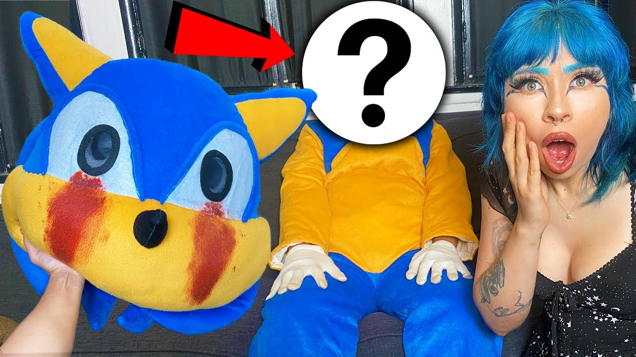 WE FINALLY UNMASKED SONIC.EXE AT 3 AM!! (YOU WON'T BELIEVE THIS!)