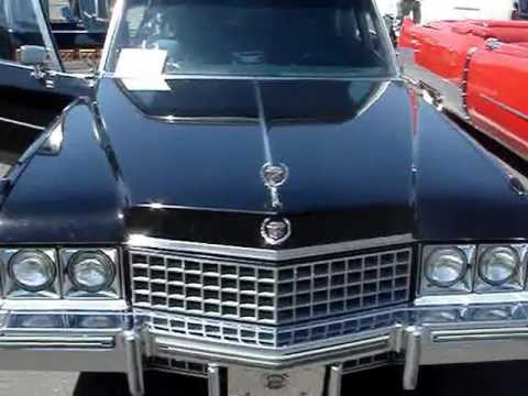 1974 CADILLAC S&S VICTORIA HEARSE -- QUITE AN UNDERTAKING