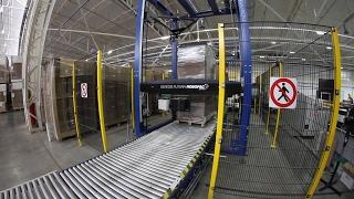 видео автоматизация поточно транспортных систем