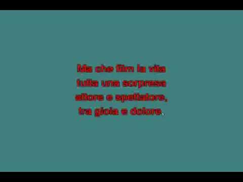 MA CHE FILM LA VITA CHORDS (ver 2) by Nomadi @ Ultimate ...