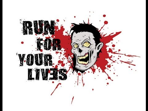 Run For Your Zombie Lives!