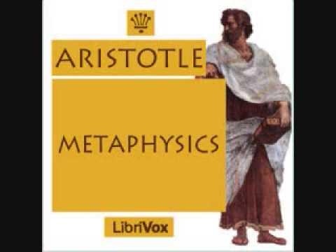 aristotle and metaphysics 2 essay Introduction aristotle's metaphysics aristotle aristotle's metaphysics w d ross 2 vols aristotle's metaphysics literature essays are academic essays.