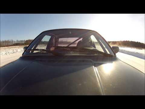 Ice Racing At Risbackaring