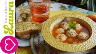 Albondigas De Pollo Las Recetas De Laura Recetas Light Chicken Meat Balls Low Fat