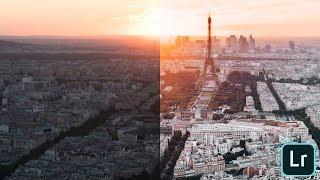 How I Edit My Travel Photos on Lightroom