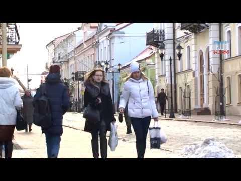 День Воли в Гродно. 25 марта 2017 г.