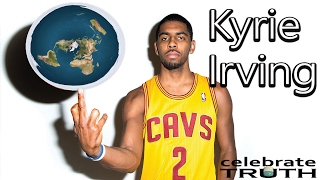 NBA STAR KYRIE IRVING Goes On Record About FLAT EARTH! World Shocked!