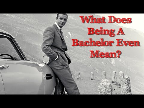 """Let's clear things up. What's it mean to be a """"Bachelor"""" and how do people keep misunderstanding it?"""