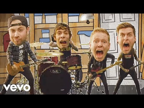 A Day To Remember - Right Back At It Again (Official Video)