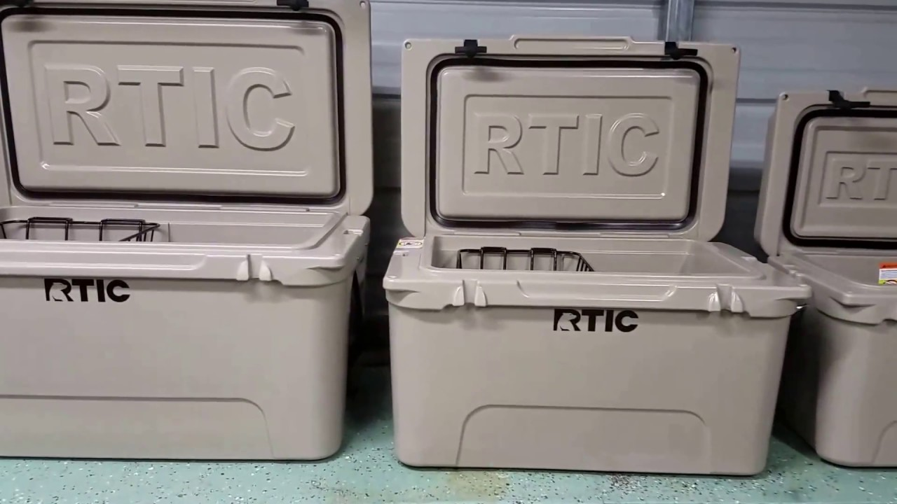 Rtic 20 45 65 Cooler One Month Review Update Youtube