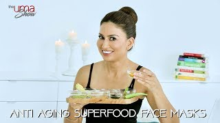 Anti Aging Superfood Face masks