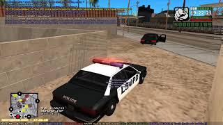 Net4game.com LSPD, Pościg za czarnym Premierem.