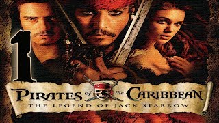 Pirates of the Caribbean: The Legend of Jack Sparrow Walkthrough Gameplay - Intro - Part 1