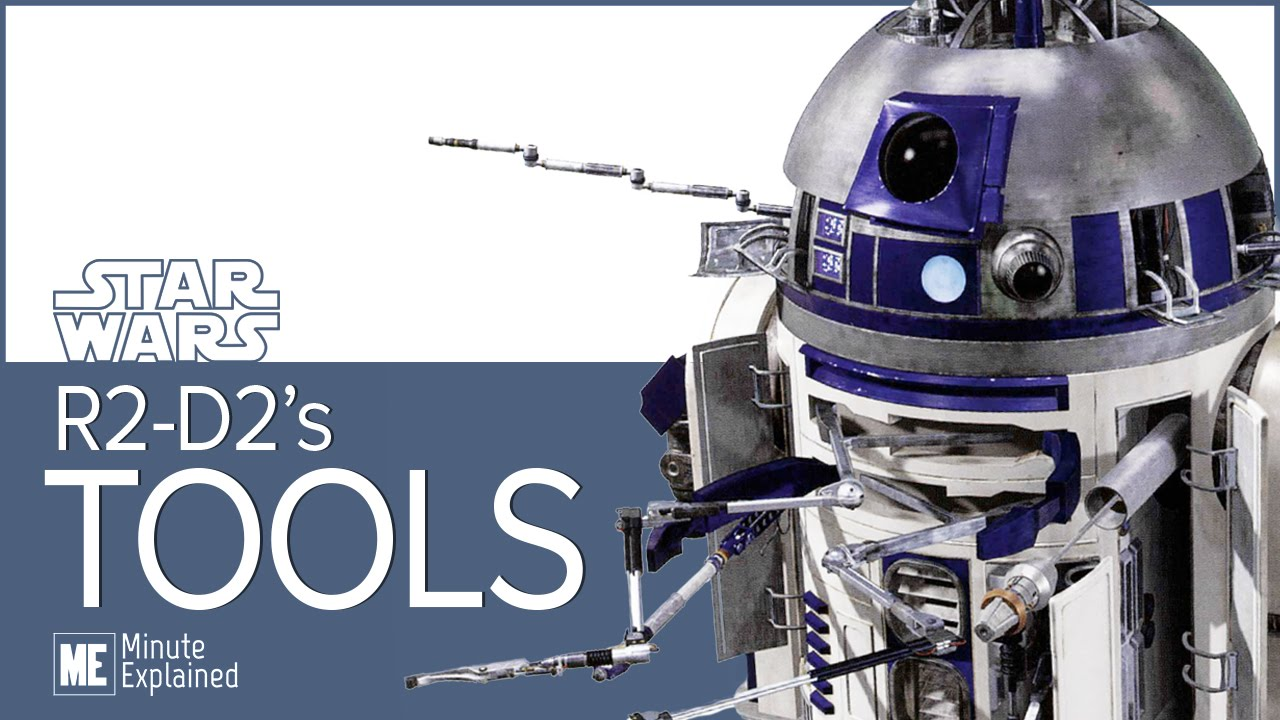 R2 D2 S Tools Explained The Ultimate Intergalactic