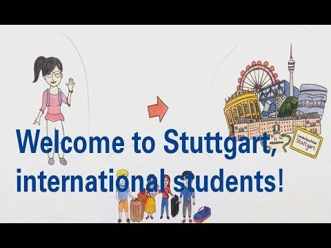 Your start at the University of Stuttgart - the buddy program ready.study.stuttgart
