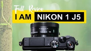 Mirrorless Termurah Setara 80jutaan | Review Nikon 1 J5