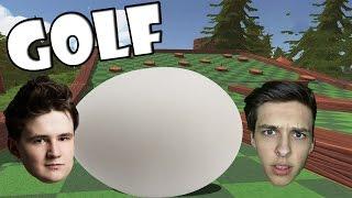 VAJÍČKA! - Golf With Friends /w MenT, Baxtrix