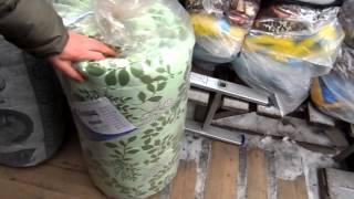 видео Матрас купить ватный