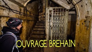 LOST PLACE - Maginot Linie - Ouvrage Brehain - Mogroach
