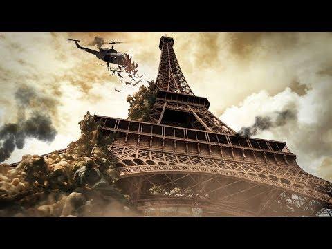 париж город зомби трейлер июнь 2018 HD 1080