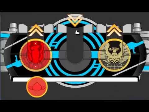 Kamen Rider OOO Flash Driver -Download in Description-