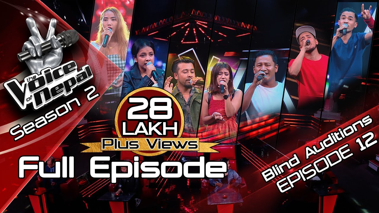 The Voice of Nepal Season 2 - 2019 - Episode 12
