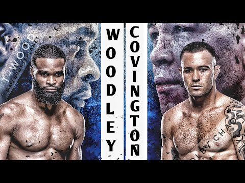 Ufc Fight Night Colby Covington Vs Tyron Woodley Preview And Picks