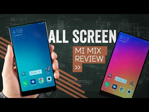 The Xiaomi Mix Is A Slippery Slice Of Incredible